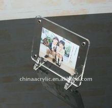 popular countertop acrylic photo frame