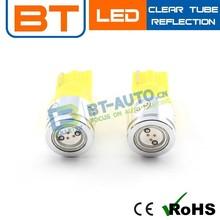 T10 Signal Tail And Turn Yellow Lighting High Power LED Car Headlight