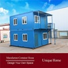 Modern Recycle Prefab Poland container homes light steel prefabricated villa