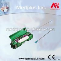 Bard Magnum Gun Biopsy Kits can be used to biopsy soft tissue organs like lung tissue
