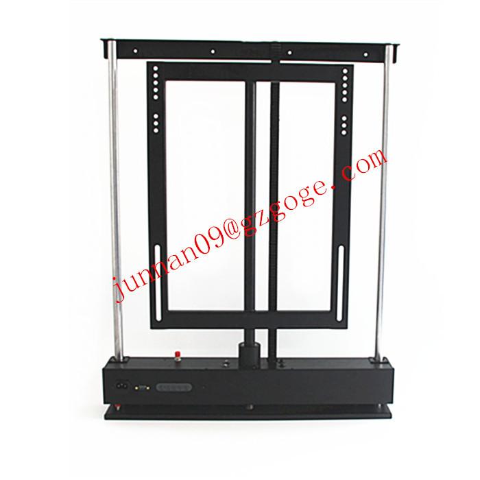 motorized lcd tv lift mechanism tv lift for home. Black Bedroom Furniture Sets. Home Design Ideas