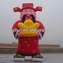 newest inflatables advertising outdoor events cartoon person