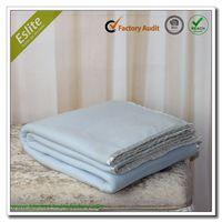 Brand Name Of Blanket 100 Polyester Fleece Airline Blanket