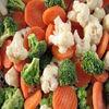 IQF vegetables california mixed vegetables