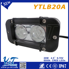 """new products looking for distributor 20w led light bar 4.6"""" led grow light ip67 4wd accessory"""