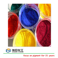 ferric oxide red yellow and black oxide iron oxide pigments for concrete paving stones