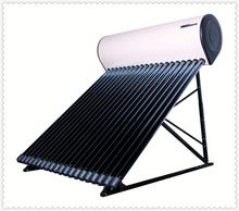 The Hot High Efficiency compact solar water heater