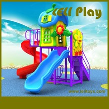 LL-O07 Children Paradise Large Outdoor Playground Equipment Sale