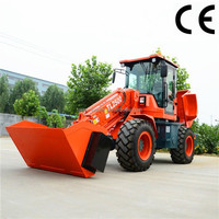 new telescopic wheel loader made in China