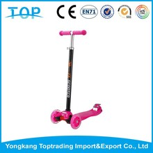 2015 new children mini scooters with CE