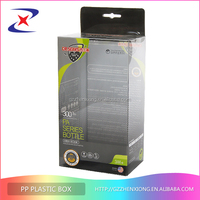 Other Plastic Type and PS,Plastic Material ECO friendly adapter packaging box