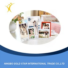 Eco-friendly Hot Sale Glass Material Photo Frame