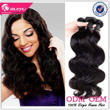Wholesale factory cheap price xuchang ruiyu hair products