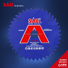 Best quality cutting saw blade good lsharpness cutting disc for wood