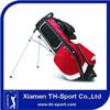 14 way divider stand golf bag with adjustable strap