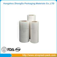 "323mm WEB 7mil high quality PA PE packing forming film(3""core)"