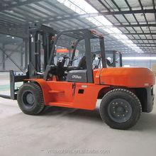 1-12 ton diesel forklift truck with japan engine