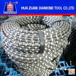 Quanzhou Diamond Wire Saw Manufacturer Supply Diamond Slitting Wire Saw For Marble Block Squaring