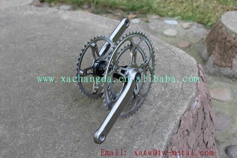 Ti tandem bike frame crankset22.jpg