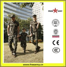Good price family polo shirt for mother camo t-shirt