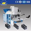 mobile block machine zenith concrete block machine QMY10-15 mobile egg laying brick making machine