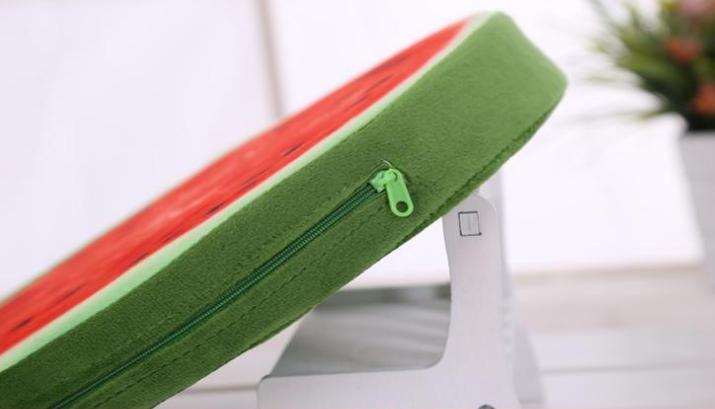 3d Printing Fruit Shaped Cushion Creative Chair Cushion ...