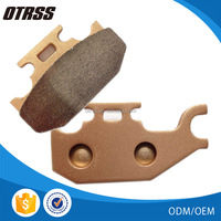 High Performance Chinese fuxin atv parts Of Sintered brake pads