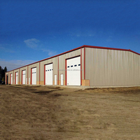 New Business Projects Industrial Factory Steel Warehouses