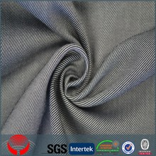 100% cotton twill dying fabric for suit and pant china wholesale material fabric