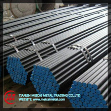 erw pipe standard dimensions and erw galvanized steel pipe