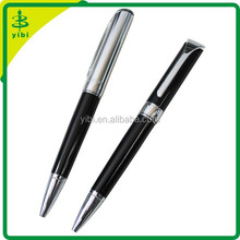 BEB-C572 hot-selling Baoer twist promotion engraved logo metal ballpoint pen