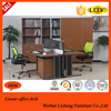 High Quality Metal Office Computer Table Design