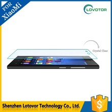 0.2/0.26/0.3/0.4mm thickness shenzhen mobile phone xiaomi tempered glass screen protector