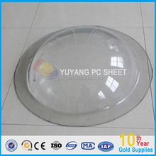 Polycarbonate polishing fabrication/Certified manufacturer by SGS