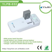 CE/ROHS 5000mah universal manual for power bank battery charger