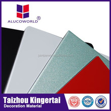 Wholesale acp Alucoworld well-received panel interior&exterior wall decoration ACP composite signs