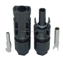 Waterproof IP67 for Solar Wiring Connector Solar PV MC4 connector Solar PV Cable Couplers
