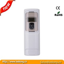 LCD Digital white perfume air freshener for bar. Club