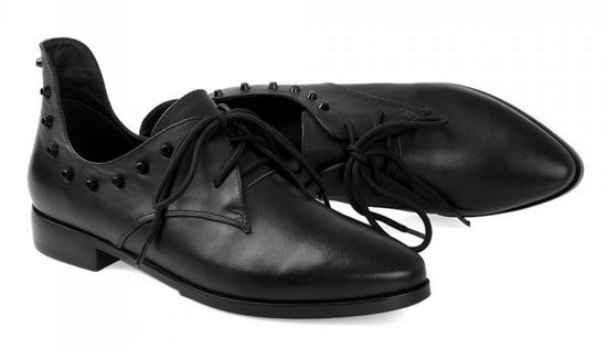 Free shipping genuine leather quality casual flat shoes women fashion R4732 EUR size 34-39