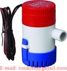 Bilgenpumpe Tauchpumpe Wasserpumpe Lenzpumpe Bilgepumpe 12V 500 GPH