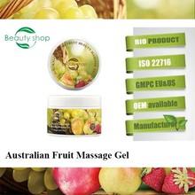 Facial Massage Cream Australian Fresh Fruit Beauty Massage Gel 150g