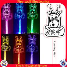 2016 New year party Singapore Official Kim Soo Hyun Fanclub fishing glow stick