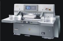 QZYK 92DE automaic celectric guillotine industrial paper cutter for sale