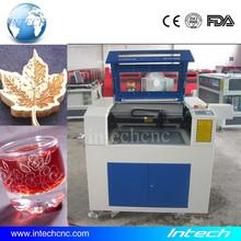 Rotationslaser/Low-Cost laserschneiden machine600x400mm/laser holz graviermaschine