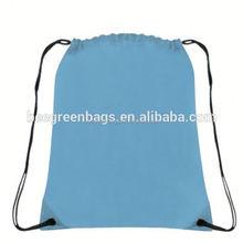 Cheap drawstring shopper bag From china factory