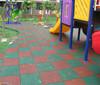 China supplier outdoor rubber flooring for kindergarten