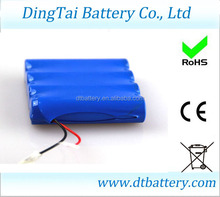 Highly recommend 14.8V 18650 2200mah li-ion battery pack for intelligent cleaner medical instruments