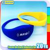 Hotel Room Key UHF custom tamper proof wristband