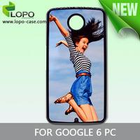 sublimation cellphone case for Google Nexus6