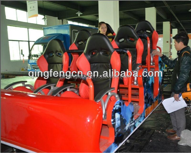 Amusement theme park hydraulic 5d cinema